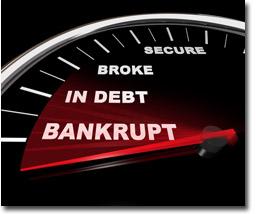 Bankrupt Meter