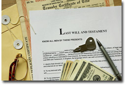 Last Will and Testament - Estate Planning